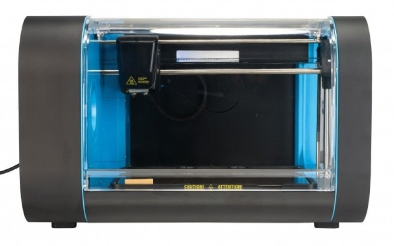 CEL Robox 3D Printer + Red, Yellow & Thermo Filaments
