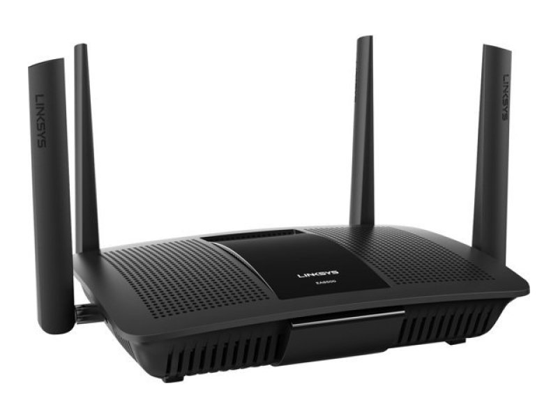 Linksys Max-Stream Dual Band Gigabit Smart WI-FI Router AC2600