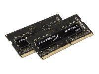HyperX Impact 8GB Kit DDR4 2133MHz SODIMM Memory (2x4GB)