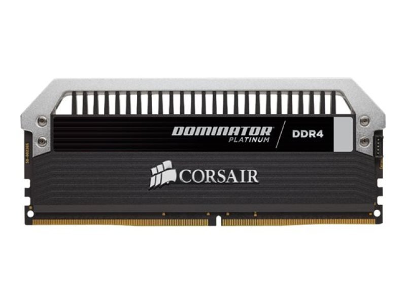 Corsair Dominator Platinum Series 8GB (2 x 4GB) DDR4 DRAM 3000MHz C15 Memory Kit