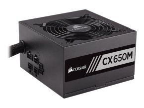 Corsair CX650M Semi-Modular ATX Power Supply