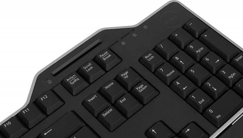 Dell KB813 Smartcard keyboard