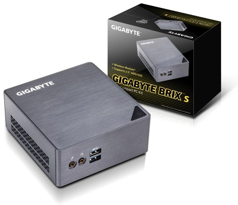Gigabyte GBBSi5H6200 2.3GHz Barebone