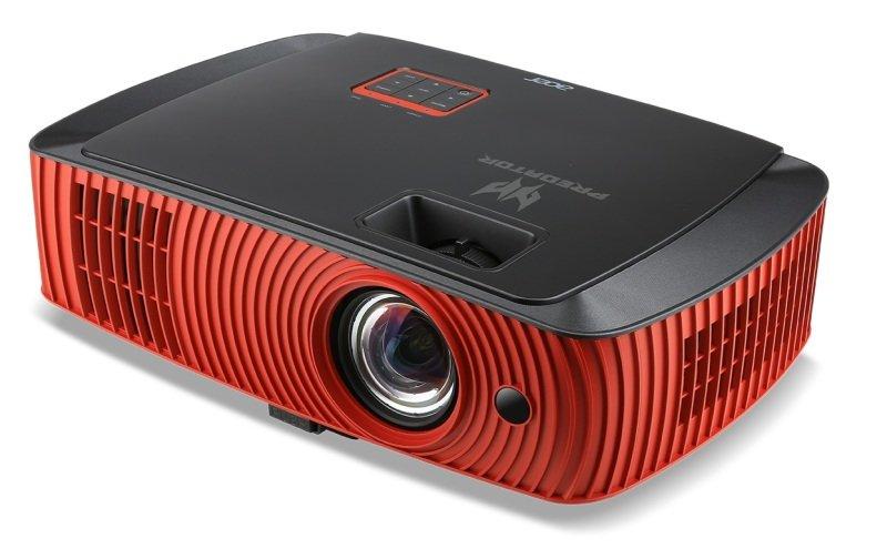 Acer Z650 Predator Dlp Projector  3d  1080p  2200lm  20000/1  Hdmi  Ust  Bt  2x 3d Glasses  Bag  3.4kg
