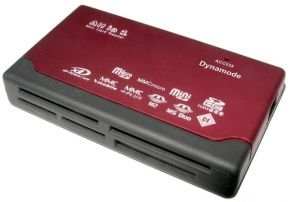 Dynamode USB 6 Slot Multi Card Reader
