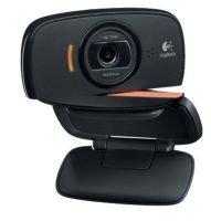 Logitech B525 HD Webcam - Foldable Business Webcam