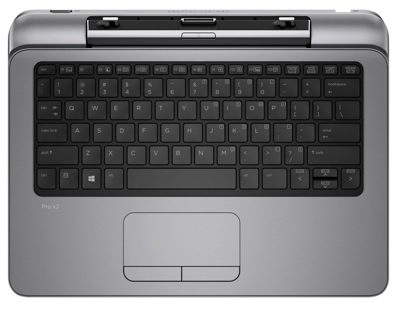 Hp Pro X2 612 Bl Power Keyboard United Kingdom  Uk English Localization