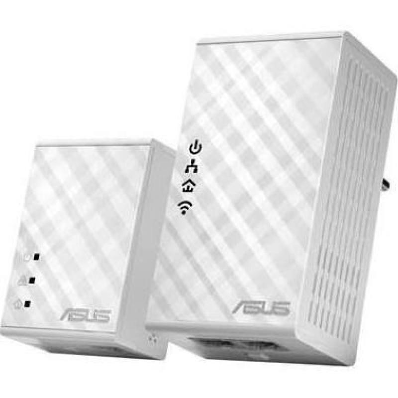Asus 300mbps Av500 Wi-fi Powerline Extender
