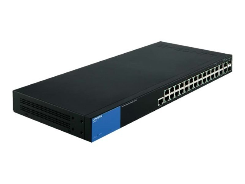 Linksys Managed Switches 24-port - LGS528-UK