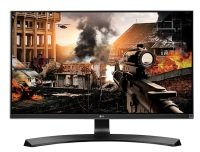 "LG 27UD68P 27"" IPS Ultra HD 4K Gaming Monitor"