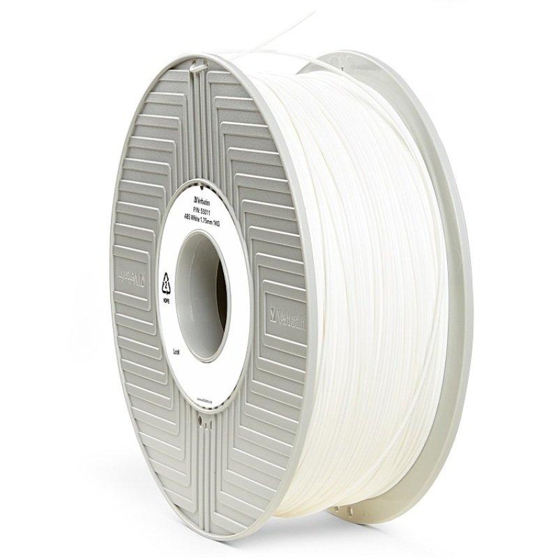 Verbatim ABS 1.75mm 1kg Filament - White