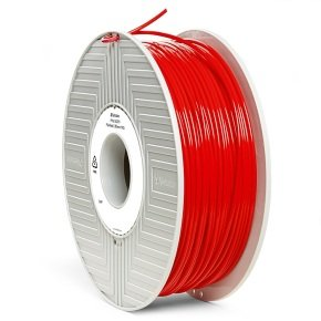 Verbatim PLA 3mm Filament 1kg - Red