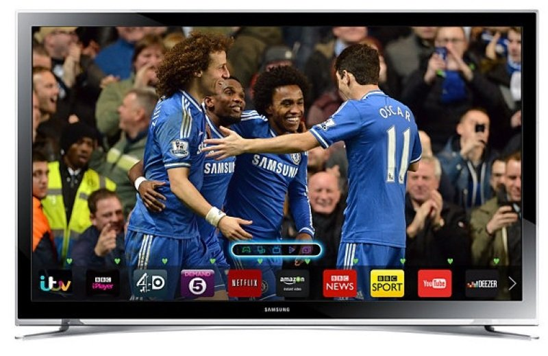 Samsung UE22H5600 22-inch Widescreen Full HD 1080p Slim Smart LED TV with Built In Wi-Fi and Freeview HD