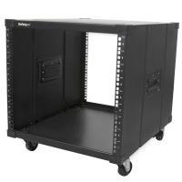 Portable Server Rack with Handles 9U