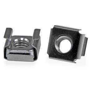 M6 Cage Nuts 100 Pack