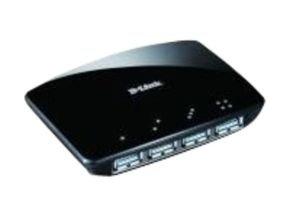 D-Link 4-Port Superspeed USB 3.0 HUB