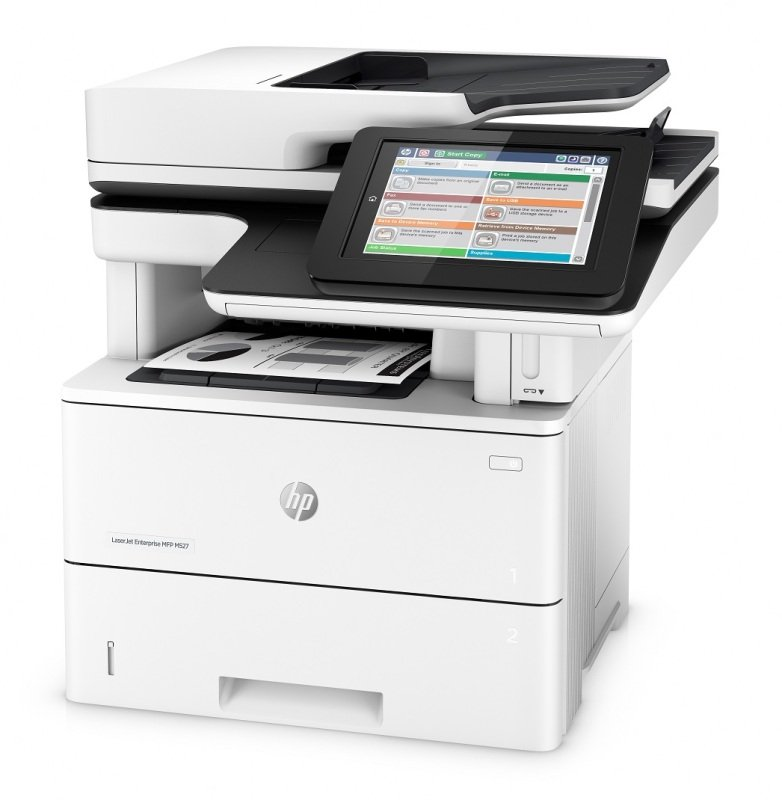 HP M527f LaserJet Enterprise Multi-Function Mono Laser Printer