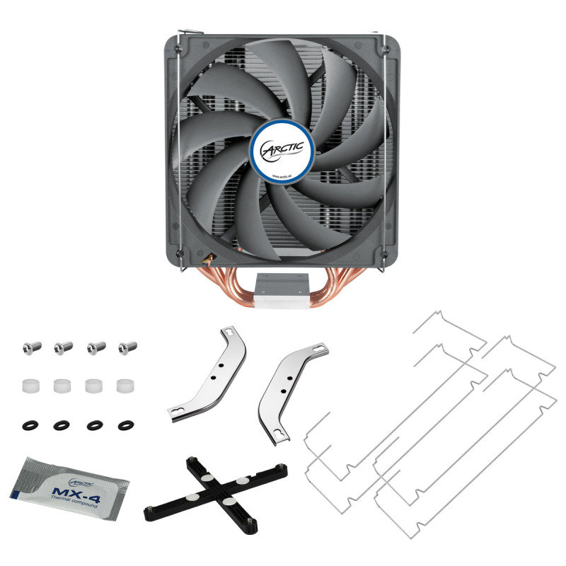Arctic Freezer I32 Co Semi Passive Cpu Cooler