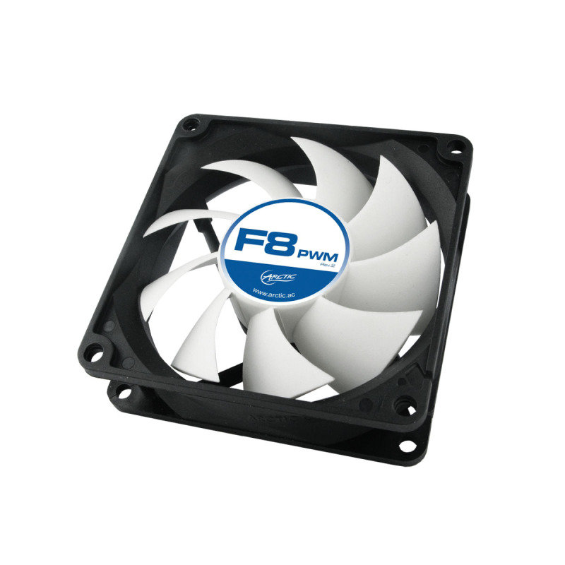 Arctic F8 Pwm 80mm Case Fan With Pwm Control