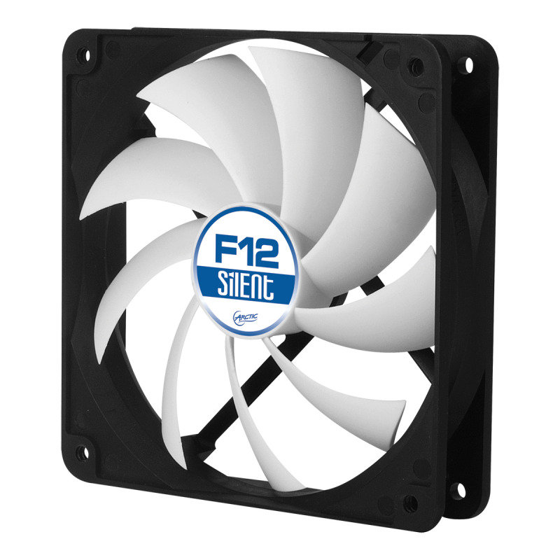 Arctic F12 Silent (120mm) 3-pin Case Fan