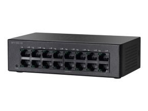 Cisco Small Business SF110D-16 unmanaged Switch