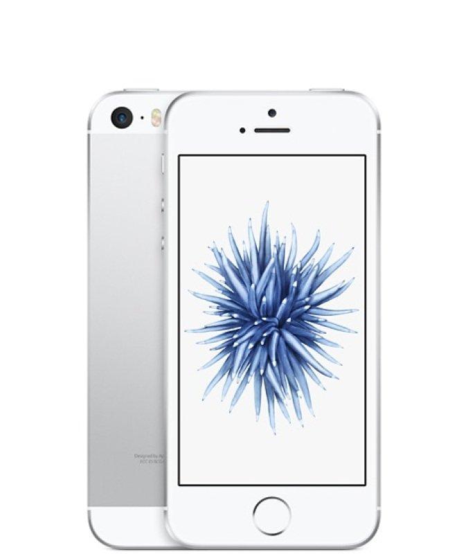 "Apple iPhone SE 4"" 64GB - Silver"