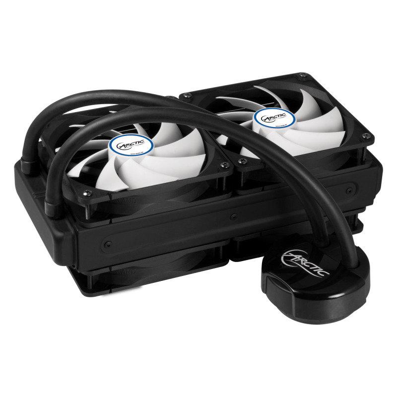 Arctic Liquid Freezer 240 High Performance Cpu Water Cooler