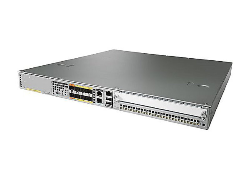 Cisco ASR 1001-X Router - Modular - Gigabit