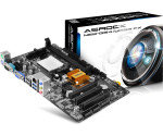 ASRock N68-GS4/USB3 FX Socket AM3+ VGA 5.1 CH HD Audio Micro ATX Motherboard