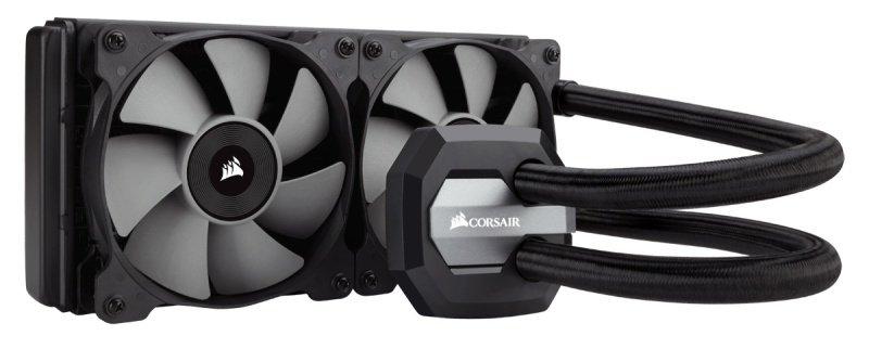Corsair Hydro Series H100i v2 Extreme Performance Liquid CPU Cooler