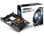 ASRock N68-GS4 FX  Socket AM3+ VGA 5.1 CH HD Audio Micro ATX Motherboard