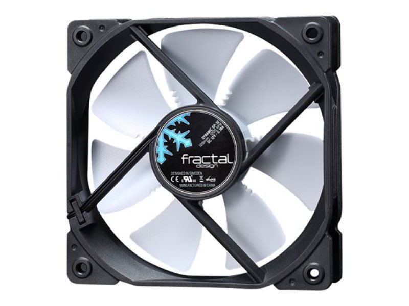 Image of Fractal Design Dynamic Series Gp-12 (120mm) Computer Case Fan (white)