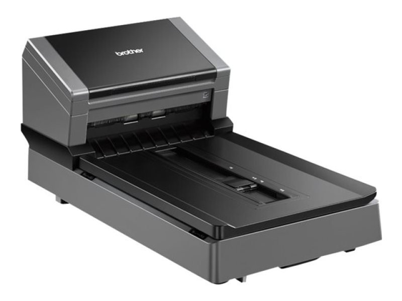 Image of A4 Flatbed Scanner 60ppm Mono & Colour 600 X 600 Dpi Usb Compliant 1