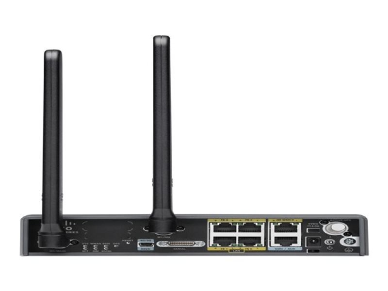 Cisco 819 4G LTE M2M Gateway Router