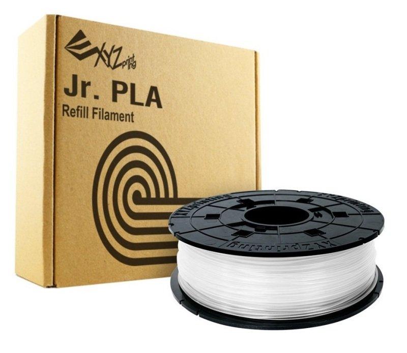 XYZ Da Vinci Junior 1.75mm 600g PLA Filament - White