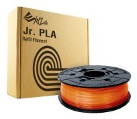 XYZ Da Vinci Junior 600g PLA Filament - Clear Tangerine