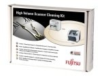 Fujitsu High Volume Scanner Cleaning Kit