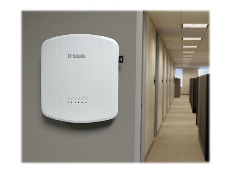D-Link DWL-8610AP - Wireless AC1750 Dual Band Unified Access Point