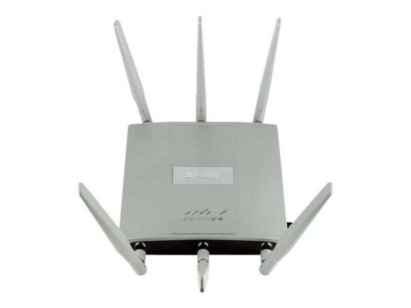 D-Link DAP-2695 - Wireless AC1750 Simultaneous Dualband PoE Access Point