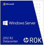 Windows Server 2012 R2- Datacenter Edition (HPE ROK)