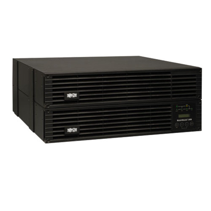 Tripp Lite SmartOnline 208/240, 230V 6kVA 5.4kW Double-Conversion UPS, 4U Rack/Tower