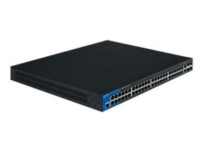 Linksys Business 48-Port Gigabit Managed Switch with 2 SFP Combo Ports + 2 SFP+ Ports (LGS552)