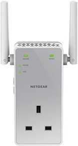 NETGEAR AC750 WiFi Range Extender EX3800