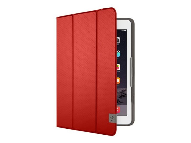 10'' Athena Tri Fold Cover , MIX IT red