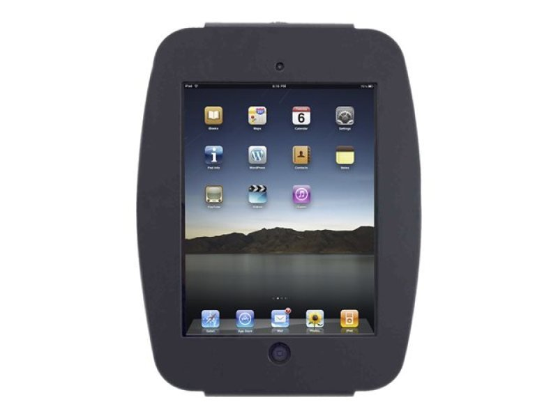 iPad Pro Secure Enc Wall Mount Black