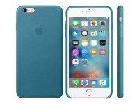 Apple iPhone 6s Plus Leather Case - Marine Blue