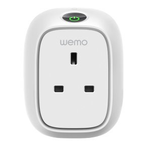 Wemo Insight F7C029uk Switch, Wi-Fi Smart Plug