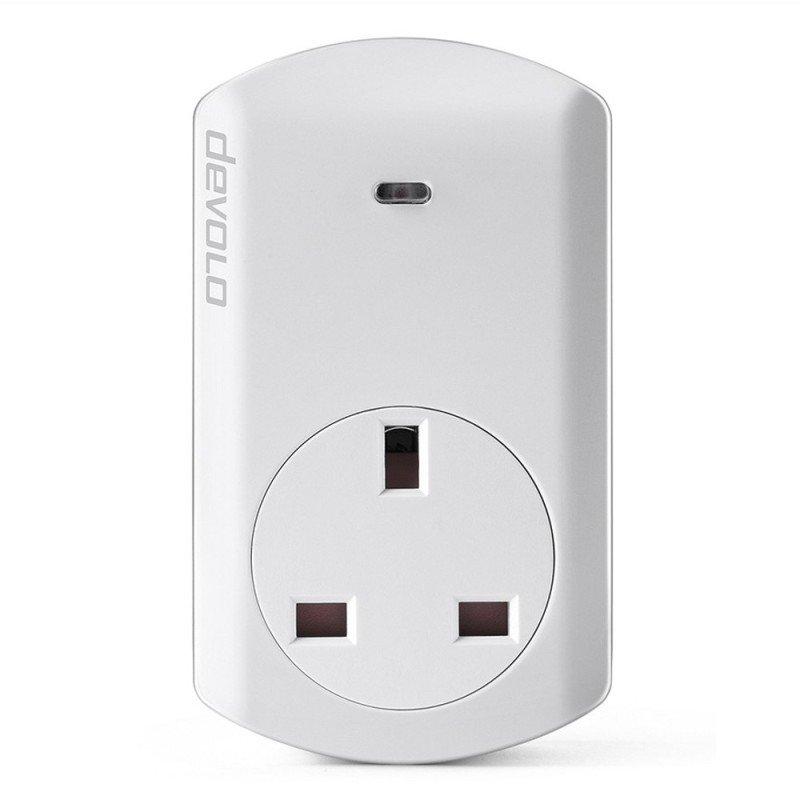 devolo home control smart metering plug 9500 white ebuyer. Black Bedroom Furniture Sets. Home Design Ideas