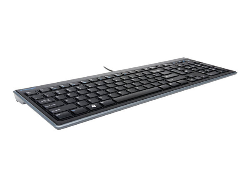 Kensington Black Advance Fit Full-Size Slim Keyboard