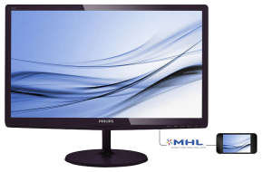 "Philips 227E6EDSD 21.5"" LCD Full HD Monitor"
